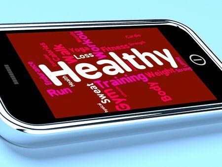 preventive medicine: Health Words Representing Preventive Medicine And Well