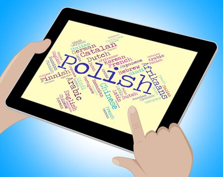 lingo: Polish Language Meaning Dialect Vocabulary And Communication
