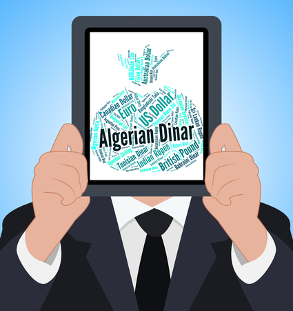 dinar: Algerian Dinar Meaning Currency Exchange And Banknotes