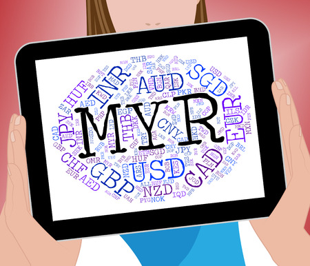 agente comercial: Myr Currency Representing Worldwide Trading And Broker