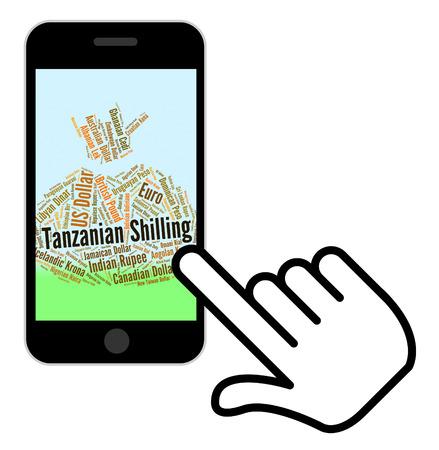 shilling: Tanzanian Shilling Representing Forex Trading And Broker