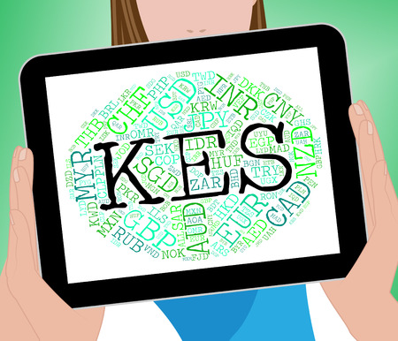 shilling: Kes Currency Meaning Kenya Shilling And Banknotes