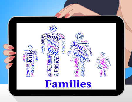relative: Families Word Meaning Blood Relative And Offspring