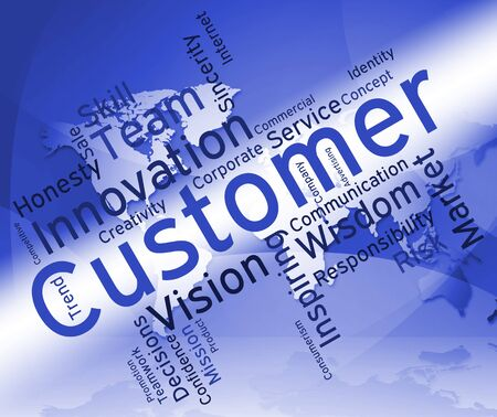 purchaser: Customer Words Meaning Purchaser Clients And Clientele
