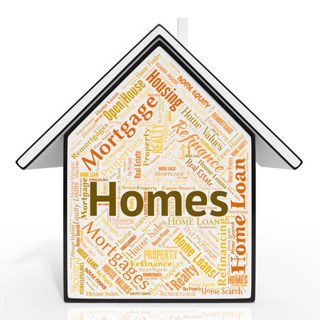 residence: Homes House Representing For Sale And Residence