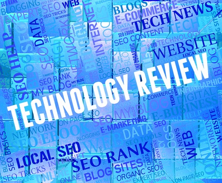 review: Technology Review Indicating Hi-Tech Technologies And Electronic