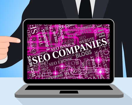 search engines: Seo Companies Indicating Search Engines And Website