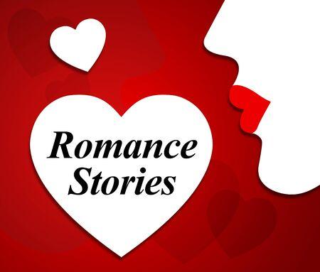 afecto: Las historias rom�nticas que indican An�cdotas El afecto y la pasi�n