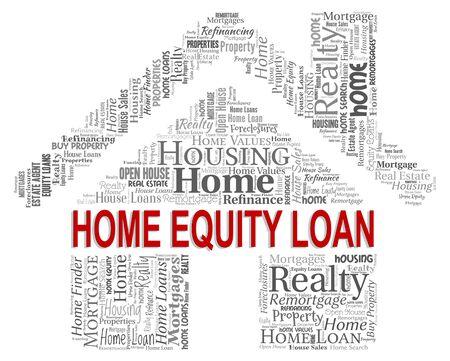 equidad: Casa pr�stamo Significado Propiedades de residencia y Borrows