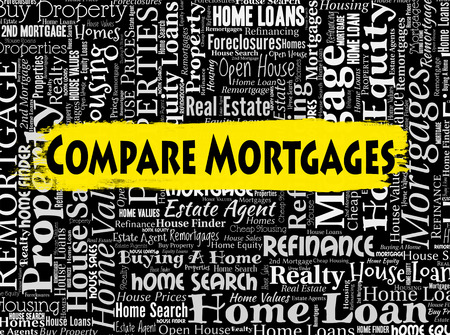 borrow: Compare Mortgages Indicating Home Loan And Borrow