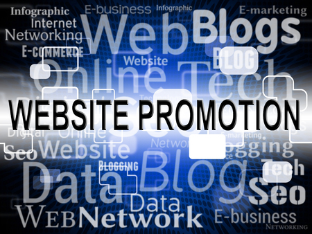 cheap: Website Promotion Indicating Reduction Cheap And Retail