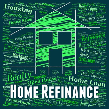 refinance: Home Refinance Meaning Financial Refinanced And Property