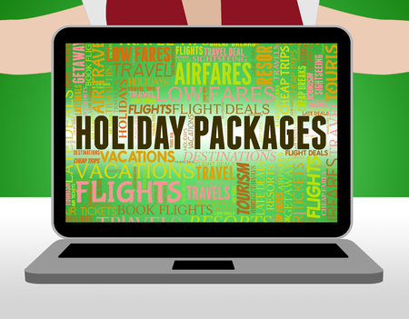 tour operator: Holiday Packages Showing Fully Inclusive And Organised