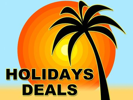 promotional: Holiday Deals Representing Save Getaway And Promotional