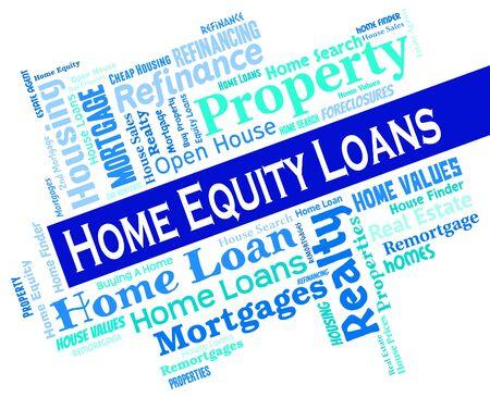 equidad: Inicio préstamos Indicando Prestar Préstamo y préstamo