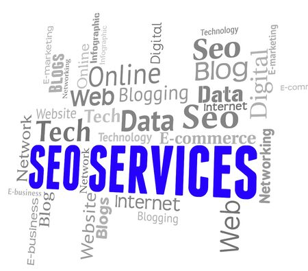 seo services: Seo Services Indicating Web Site And Sem