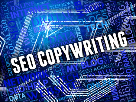 copywriting: Seo Copywriting Indicating Search Engine And Online