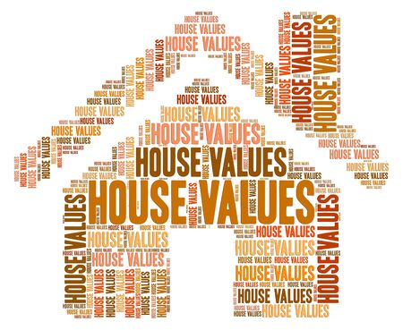 housing prices: House Values Showing Current Prices And Houses