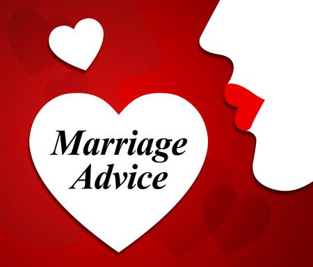 advisory: Marriage Advice Showing Advisory Help And Advise
