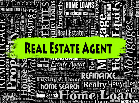 residential market: Real Estate Agent Meaning Property Market And Land