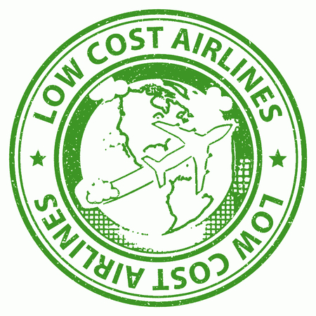 cheapest: Low Cost Airlines Meaning Savings Sale And Cheapest