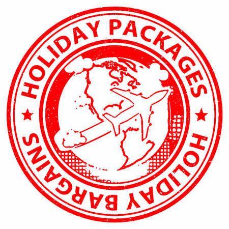 inclusive: Holiday Packages Indicating Fully Inclusive And Holidays