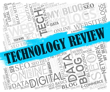 critic: Technology Review Meaning Reviews Feedback And Hi-Tech
