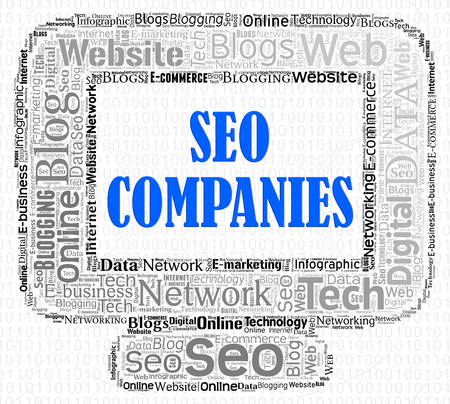 optimizing: Seo Companies Representing Search Engine And Corporations