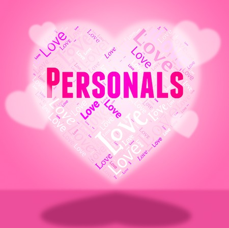 classifieds: Personals Heart Indicating Hearts Partner And Classifieds