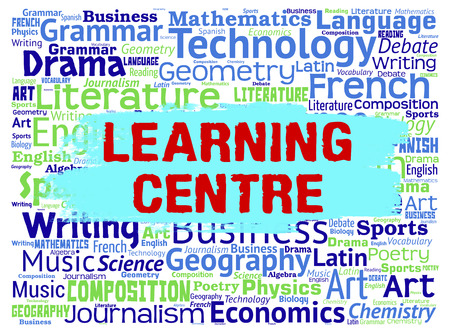 learned: Learning Centre Indicating Education Tutoring And Learned