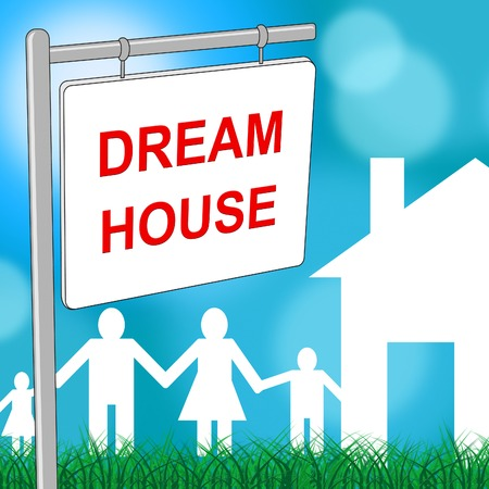 unbeatable: Dream House Meaning Residential Housing And Greatest