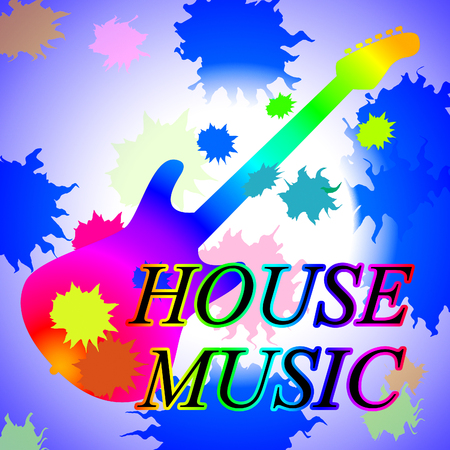 soundtrack: House Music Representing Sound Track And Musical