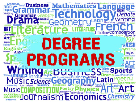 masters: Degree Programs Showing Courses Masters And Education