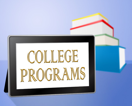 learned: College Programs Representing Online Learned And Study