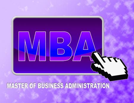master: Mba Button Meaning Master Of Business Administration