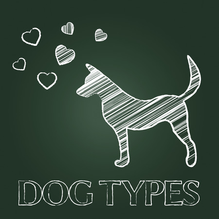 genre: Dog Types Indicating Categories Pets And Canines