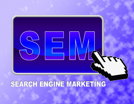 emarketing: Sem Button Meaning Search Engine And E-Marketing