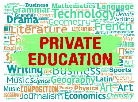 non: Private Education Meaning Non Government And State Learning