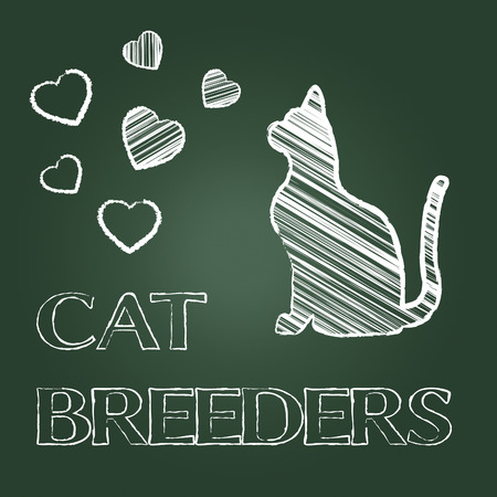reproducing: Cat Breeders Meaning Pet Breeds And Mating