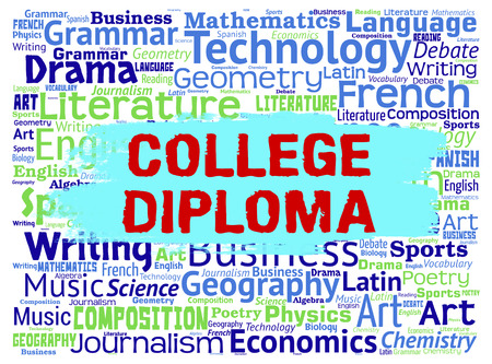 qualifications: College Diploma Indicating Tutoring Masters And Educating
