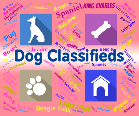 pups: Dog Classifieds Representing Pups And Canines Media