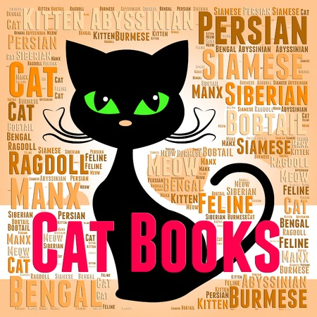feline: Cat Books Meaning Feline Learning And Kitten