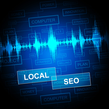 search engines: Local Seo Meaning Search Engines And Websites