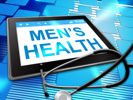 mans: Mens Health Meaning Preventive Medicine And Mans
