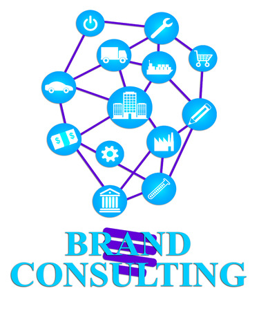 consulted: Brand Consulting Meaning Turn To And Consultation