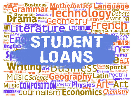 loans: Student Loans Meaning Study Funds And Learn