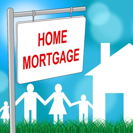 habitation: Home Mortgage Meaning Properties Housing And Habitation