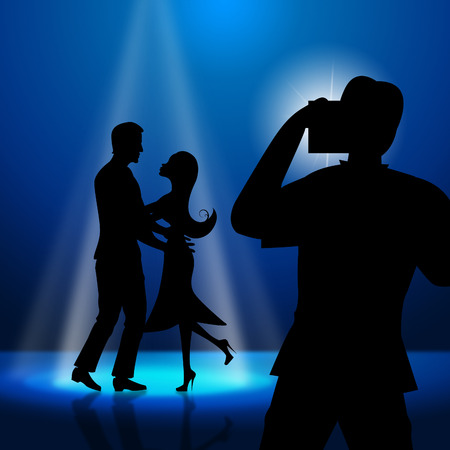 pics: Photograph Dancing Indicating Pictures Photos And Pics Stock Photo