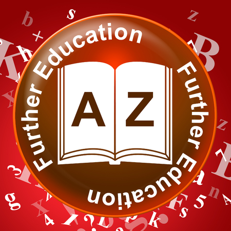 tertiary: Further Education Showing Tertiary Schooling And Learning