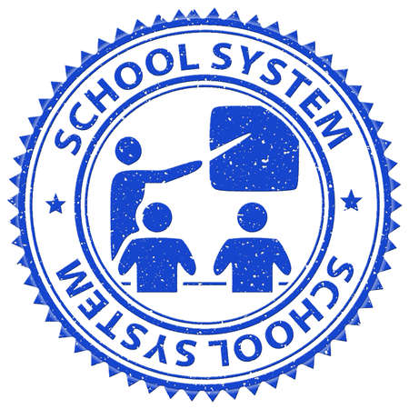 systematic: School System Representing Stamp College And Systems